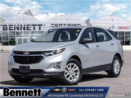 2018 Chevrolet Equinox LS (Stk: 210400A) in Cambridge - Image 1 of 27