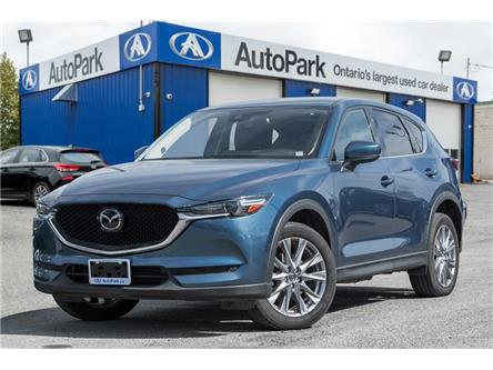 2019 Mazda CX-5 GT w/Turbo (Stk: 19-34658R) in Georgetown - Image 1 of 22