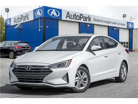 2020 Hyundai Elantra Preferred (Stk: 20-22667R) in Georgetown - Image 1 of 18