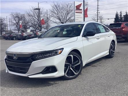 2021 Honda Accord SE 1.5T (Stk: 21497) in Barrie - Image 1 of 20