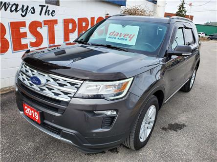 2019 Ford Explorer XLT (Stk: 21-147) in Oshawa - Image 1 of 13