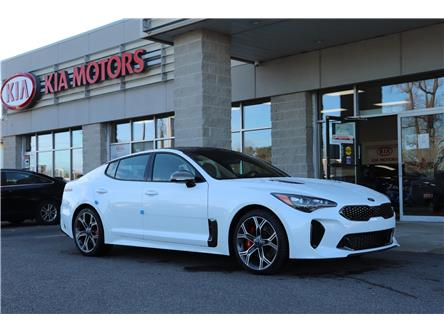 2021 Kia Stinger GT Limited w/Black Interior (Stk: 96325) in Cobourg - Image 1 of 27