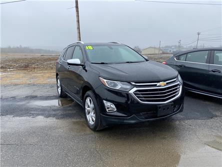 2018 Chevrolet Equinox Premier (Stk: 21063A) in St. Stephen - Image 1 of 11