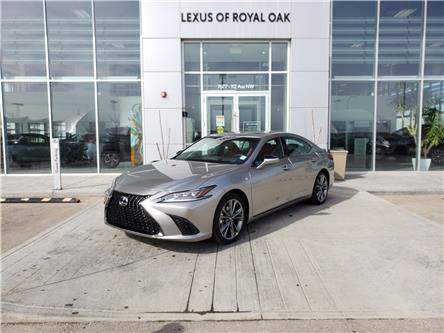 2021 Lexus ES 350 Base (Stk: L21298) in Calgary - Image 1 of 16