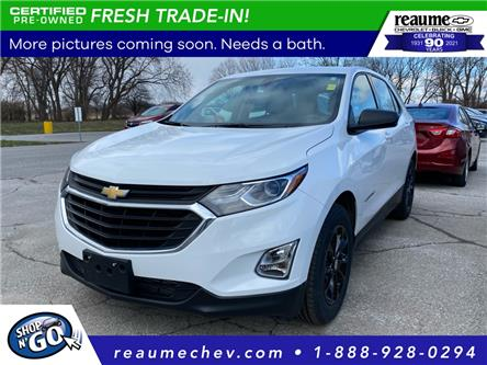 2018 Chevrolet Equinox LS (Stk: L-4545) in LaSalle - Image 1 of 4