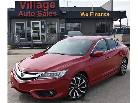 2017 Acura ILX A-Spec (Stk: P38258) in Saskatoon - Image 1 of 20