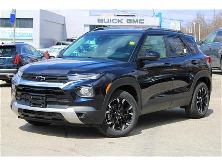 2021 Chevrolet TrailBlazer LT (Stk: 3118558) in Toronto - Image 1 of 31
