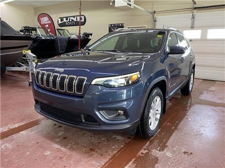 2021 Jeep Cherokee North (Stk: T21-75) in Nipawin - Image 1 of 20