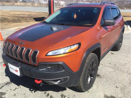 2016 Jeep Cherokee Trailhawk (Stk: 68391) in Sudbury - Image 1 of 17