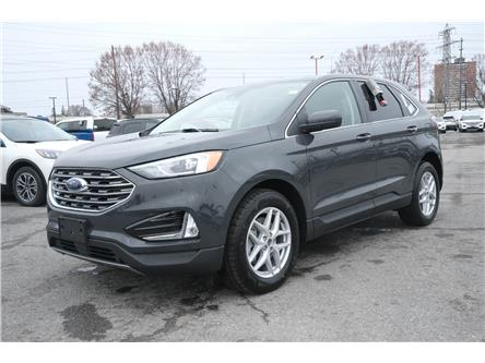 2021 Ford Edge SEL (Stk: 2102140) in Ottawa - Image 1 of 18