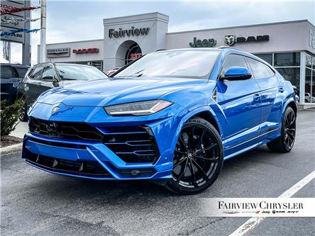 2019 Lamborghini Urus  (Stk: U18493) in Burlington - Image 1 of 23