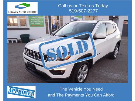 2018 Jeep Compass North (Stk: 20170) in Waterloo - Image 1 of 23