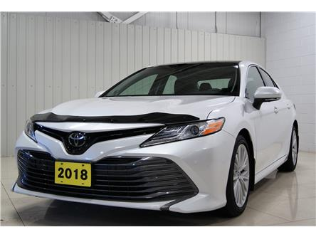 2018 Toyota Camry XLE V6 (Stk: P6333) in Sault Ste. Marie - Image 1 of 16