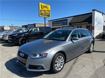 2011 Audi A4 2.0T (Stk: ) in Etobicoke - Image 1 of 23