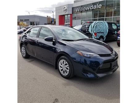2018 Toyota Corolla LE (Stk: C35812) in Thornhill - Image 1 of 7