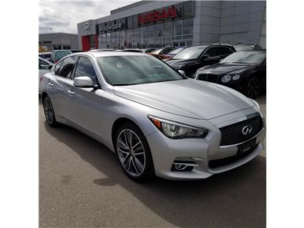 2015 Infiniti Q50 Base (Stk: H9109B) in Thornhill - Image 1 of 8
