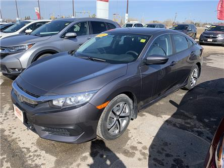 2016 Honda Civic LX (Stk: H1814) in Steinbach - Image 1 of 10