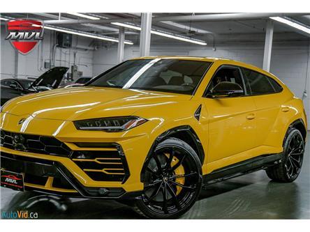 2019 Lamborghini Urus  (Stk: ) in Oakville - Image 1 of 35