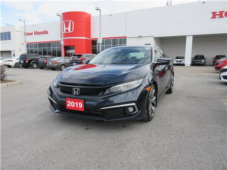 2019 Honda Civic Touring (Stk: 29524L) in Ottawa - Image 1 of 18