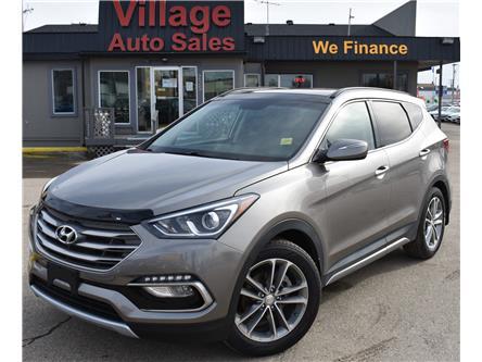 2017 Hyundai Santa Fe Sport 2.0T Limited (Stk: P38153) in Saskatoon - Image 1 of 19