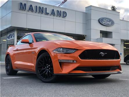 2021 Ford Mustang GT Premium (Stk: 21MU3875) in Vancouver - Image 1 of 30