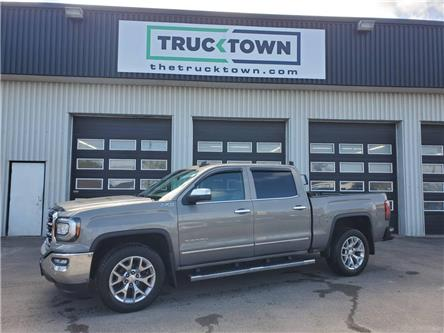 2017 GMC Sierra 1500 SLT (Stk: T0268) in Smiths Falls - Image 1 of 21