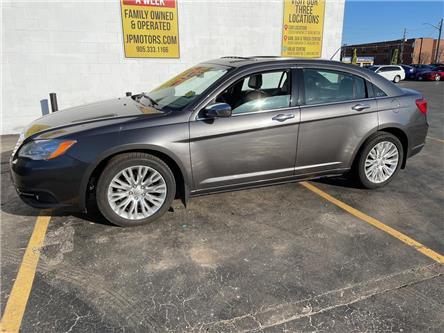 2014 Chrysler 200 Limited (Stk: 50715) in Burlington - Image 1 of 21