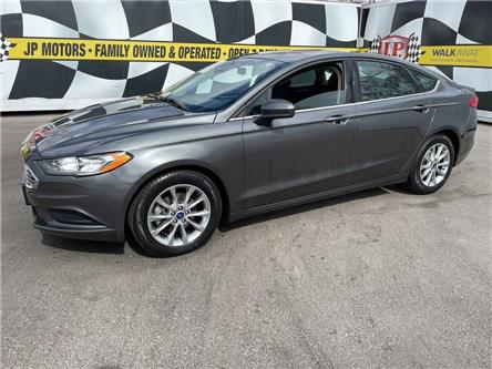 2017 Ford Fusion SE (Stk: 50758) in Burlington - Image 1 of 19
