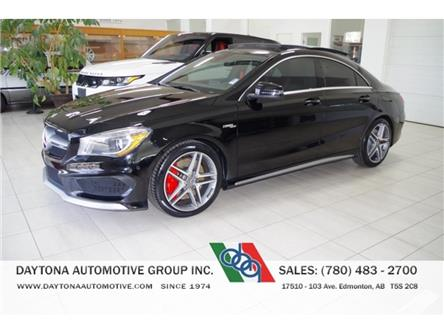 2014 Mercedes-Benz CLA-Class Base (Stk: 5687) in Edmonton - Image 1 of 17