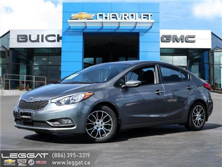 2016 Kia Forte LX (Stk: 211001A) in Burlington - Image 1 of 18