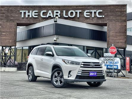 2017 Toyota Highlander Limited (Stk: 21090) in Sudbury - Image 1 of 30