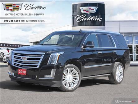 2018 Cadillac Escalade Platinum (Stk: 109882A) in Oshawa - Image 1 of 36