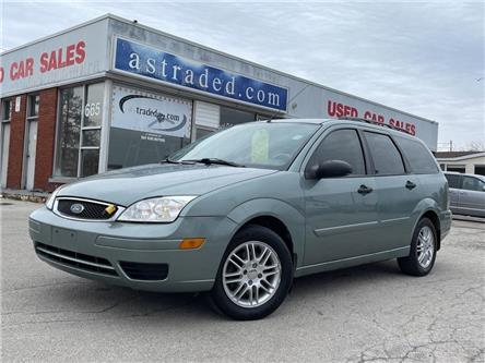 2006 Ford Focus ZXW (Stk: 7223A) in Hamilton - Image 1 of 17
