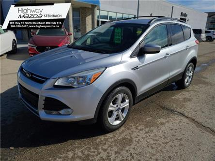 2013 Ford Escape SE FWD (Stk: M20111A) in Steinbach - Image 1 of 22