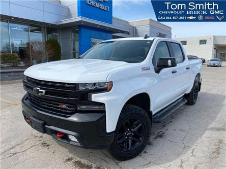 2019 Chevrolet Silverado 1500 LT Trail Boss (Stk: 210347A) in Midland - Image 1 of 18