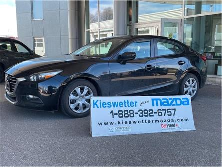 2017 Mazda Mazda3  (Stk: 37373A2) in Kitchener - Image 1 of 11
