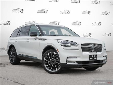 2021 Lincoln Aviator Reserve (Stk: 1A003) in Oakville - Image 1 of 27