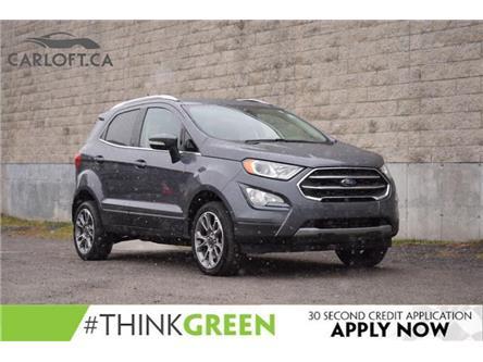 2019 Ford EcoSport Titanium (Stk: B7130) in Kingston - Image 1 of 23