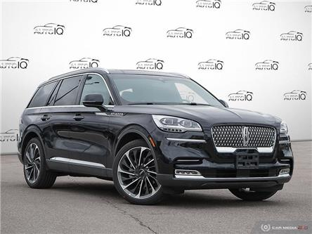 2021 Lincoln Aviator Reserve (Stk: 1A002) in Oakville - Image 1 of 27