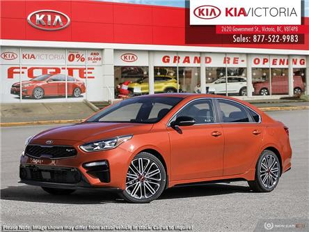 2021 Kia Forte GT Limited (Stk: FO21-313) in Victoria - Image 1 of 23