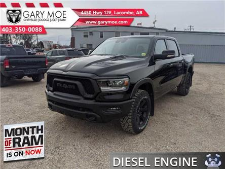 2021 RAM 1500 Rebel (Stk: F212532) in Lacombe - Image 1 of 22