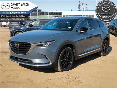 2021 Mazda CX-9 Kuro Edition AWD (Stk: 1C93465) in Red Deer - Image 1 of 16