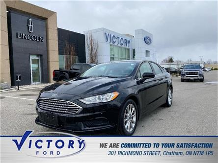 2017 Ford Fusion S (Stk: V20188A) in Chatham - Image 1 of 15