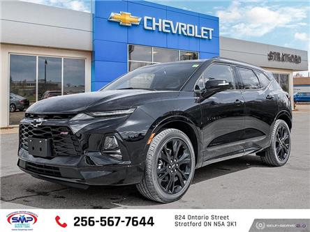 2021 Chevrolet Blazer RS (Stk: TC2864X) in Stratford - Image 1 of 7