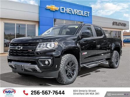 2021 Chevrolet Colorado Z71 (Stk: TC2856) in Stratford - Image 1 of 7