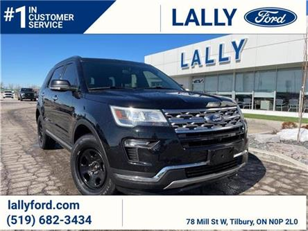 2019 Ford Explorer Limited (Stk: 27276A) in Tilbury - Image 1 of 20