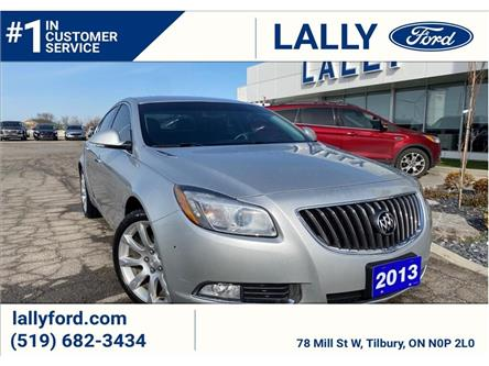 2013 Buick Regal Turbo (Stk: 27181A) in Tilbury - Image 1 of 20