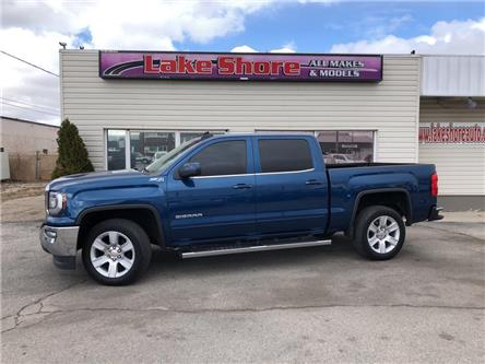 2018 GMC Sierra 1500 SLE (Stk: K9587) in Tilbury - Image 1 of 17