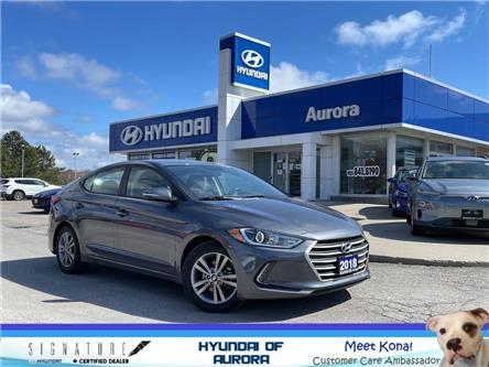 2018 Hyundai Elantra  (Stk: L5265) in Aurora - Image 1 of 22