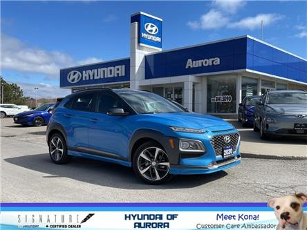 2020 Hyundai Kona  (Stk: L5264) in Aurora - Image 1 of 22